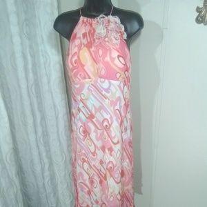 Sangria dress size 10
